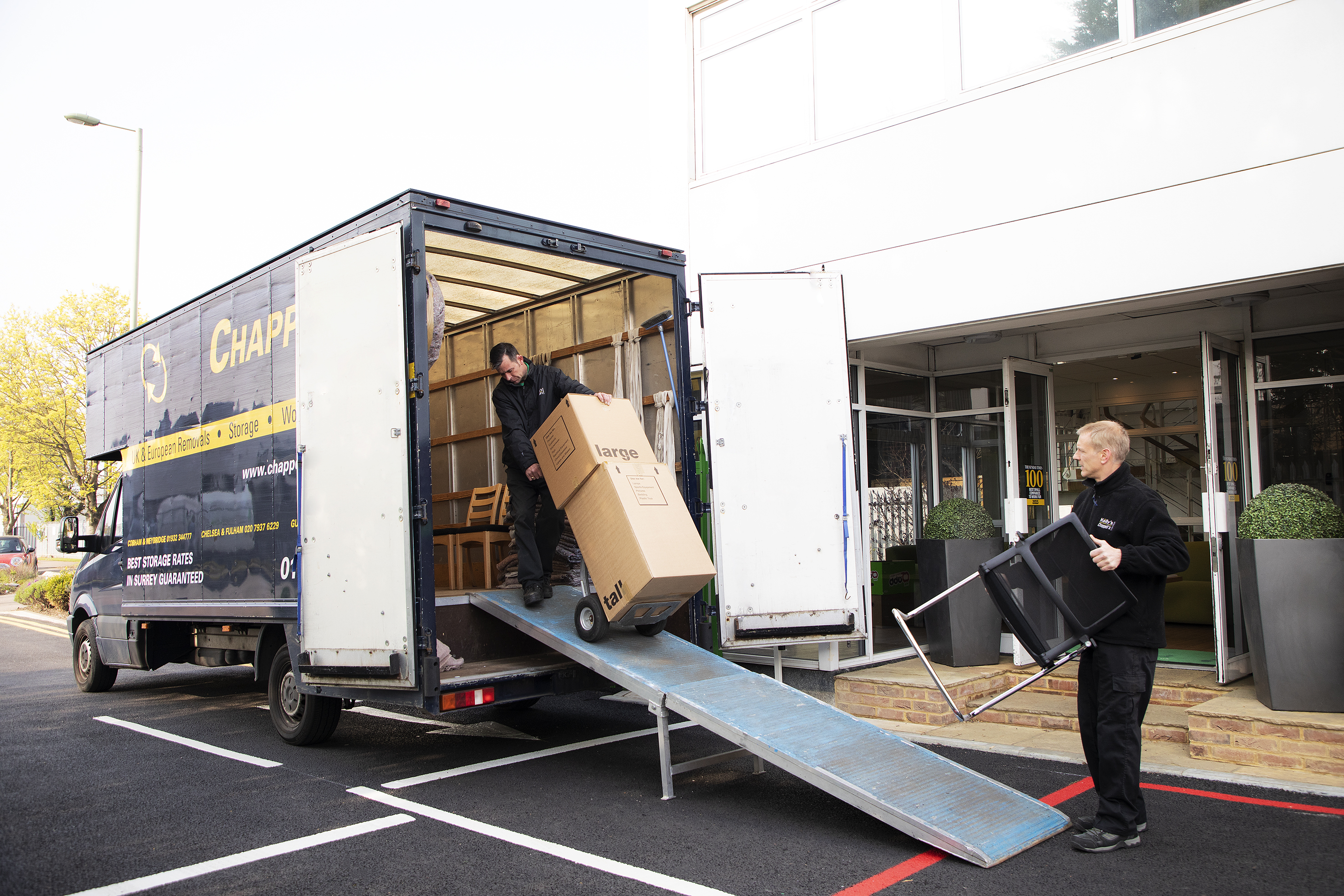 Convenient Removals & Containerised Storage Image