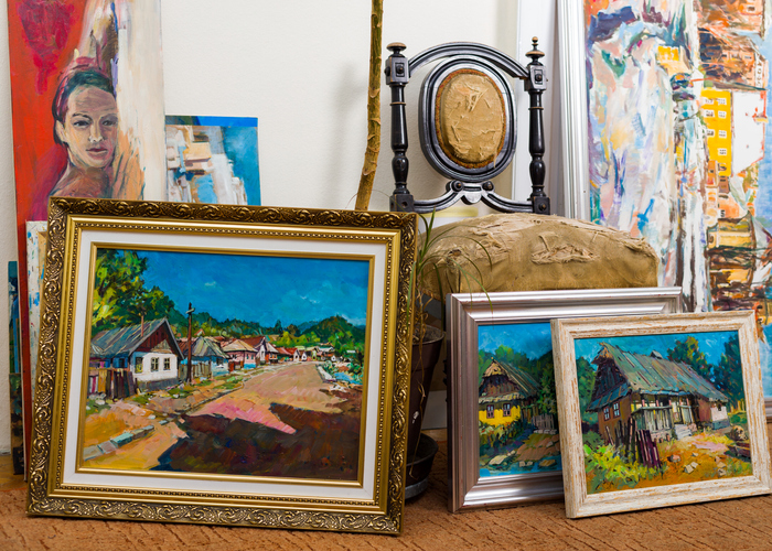 Fine Art Removals & Secure Container Storage Image