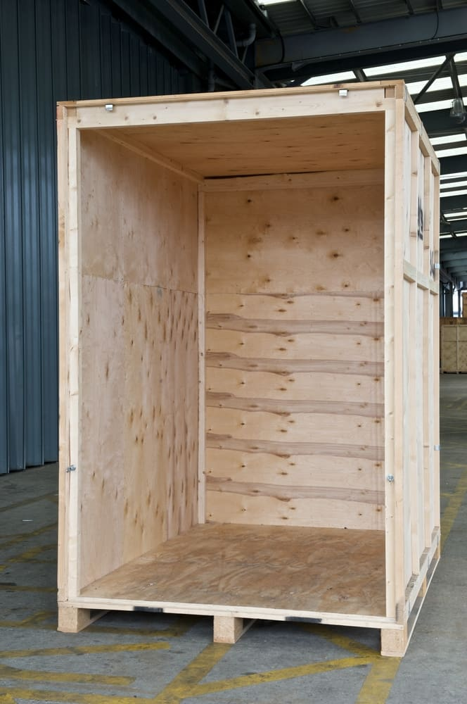 Safe & Secure Container Storage Image