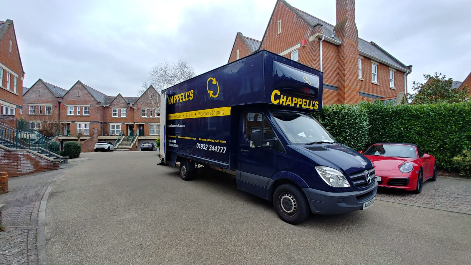 Professional Removals & Storage in Woking, Surrey Image
