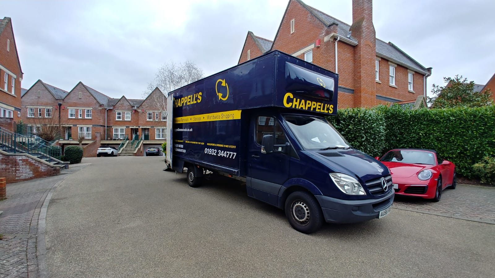 Professional Removals & Storage in South London Image