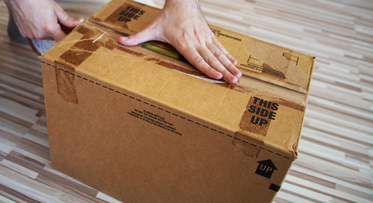 How to pack your belongings safely for a home move Image